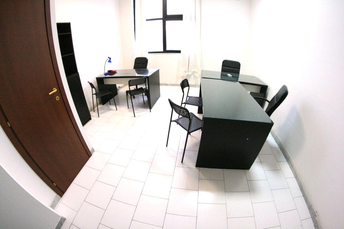 Napoli affitto ufficio contratto flessibile